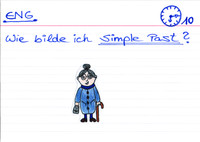 Wie bilde ich Simple Past?